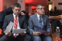Hamáček jmény ministrů tlačí ČSSD v krajích do kouta. Referendum rozhodne i Babiš