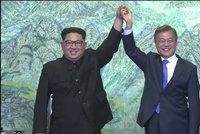 Další krok k míru? KLDR začala likvidovat tlampače na hranici