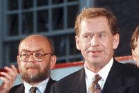 Zemřel Havlův přítel a šéf ochranky Antonín Maněna. S prezidentem se přátelil 30 let