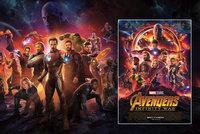 Avengers: Infinity War ve smrtelně vážné akci přináší epický boj, občas se však ztrácí