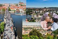 10 tipů, kam se jít v Praze na prvního máje líbat: Nejromantičtější místa