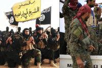 """V Sýrii začala """"konečná fáze"""" boje proti Islámskému státu. I s podporou USA"""