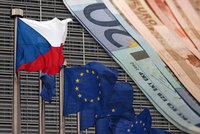 """Česko na dotacích EU v příštích letech ostrouhá, stále však bude """"v plusu"""""""