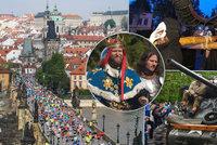 Tipy na víkend: Plzeň slaví vítězství, Prahu obsadí běžci a Ostravu labužníci