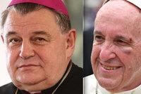 Kardinál Duka dostal mimořádný úkol: Zastoupí papeže na polských oslavách