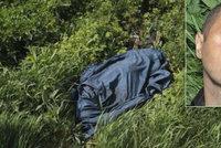 Mrtvola zabalená jako balík: Policie už ví, komu patřilo tělo u Olomouce