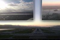 Z Evropy do USA za čtyři minuty! Jak vypadá cesta přes oceán v největším letadle světa?