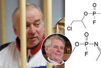 Český vědec o novičoku: Je jich vlastně pět, podle vzorce je vyrobí každý odborník