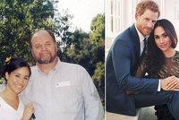 Otec Meghan nesmí na královskou svatbu! Kdo mu zakázal odjet do Británie?