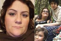 Nemocnou matku drtily účty. Zastřelila své tři děti i sebe, o pomoc volala marně