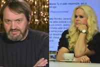 Ornellin manžel Kokta po obvinění ze zmlácení dítěte: Slova plná hněvu!