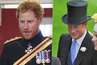 Svatba Harryho a Meghan: Rodina nevěsty dostane vlastní erb od královny