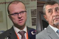 """""""Pohár přetekl"""". Hejtman Netolický chce odchod ČSSD z vlády. Hamáček poslal jasný vzkaz"""