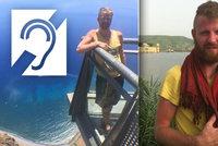 Neslyšícímu Honzovi na Hradě radili audioprůvodce. S problémy pomůže nová aplikace