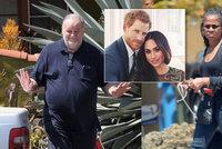 Svatba Harryho a Meghan: Máma nevěsty už přiletěla, táta balí kufry! Poprvé potkají Harryho!