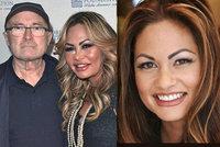 Kam se poděla krásná exmanželka Phila Collinse? Změnila se v Godzillu!
