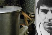 Známý sériový vrah zemřel ve vězení: Kusy těl obětí vařil v hrnci a splachoval je do záchodu