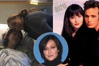 Brenda z Beverly Hills 90210 podruhé bojuje s rakovinou: Dojemná slova z nemocničního lůžka!