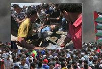 Krvavé protesty: 52 zastřelených Palestinců, tisíce zraněných. Izrael čelí hněvu v Gaze