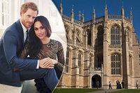 Královská svatba Harryho a Meghan: Tisíce policistů v akci, expert zmínil rizika