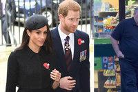 Svatba prince Harryho v ohrožení: Otec Meghan Markle měl infarkt!