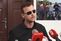 Případ brutálně zbitého číšníka řeší pražská mordparta. Nizozemským mlátičkám hrozí 10 let vězení