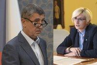 Šlechtová v příští vládě nebude, končí i Hüner. Babiš řekne jména ministrů