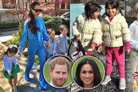 Princ Harry a Meghan Markle oznámili jména družiček a mládenců! To vás překvapí