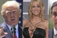 """""""Je to lhář."""" Trumpa """"cupoval"""" exprávník, ukázal i šek za mlčení pornoherečky"""