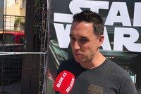 Kanaďan Kurt dělá pro Hollywood, i na kultovních Star Wars. Ale už 20 let žije v Praze