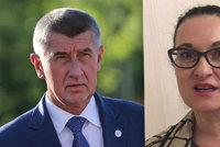 Čejková prozradila detaily smlouvy na ministerstvu. Babiš se o ní dozvěděl z Blesku