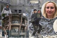 """""""Házeli nám bomby na hlavy, ambasáda to neřešila."""" Čeští Syřané se zlobí"""
