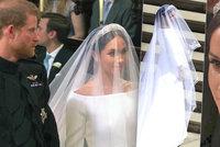 Nevěsta Meghan Markle očima Františky: Vévodkyně ze Sussexu obstála!