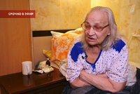 Skripalova matka se objevila v ruské televizi. Žádá aspoň o telefonát se synem