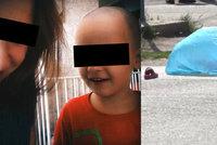 Malý Miška (†4) umřel pod koly autobusu: Svědkyně popsala, jak k tragédii došlo