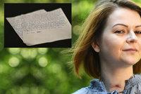 Rusové pochybují o Skripalové: Papouškovala nadiktovaná slova, je to gigantická provokace