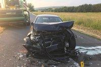Soudce Nejvyššího soudu v BMW smetl škodovku: Zemřel v ní táta od rodiny