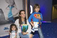 Eva Decastelo: Syn Míša má stejnou nemoc jako já! V noci se dusí a modrá