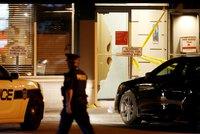 Výbuch v restauraci na předměstí Toronta: Nálož odpálili dva muži, jsou na útěku