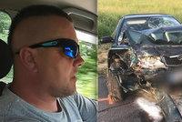 Soudce Nejvyššího soudu zabil svým BMW tátu dvou dětí: Odešel do nebe bez nás, pláče snoubenka