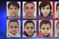 Zmizela celá rodina! Policie pátrá po šesti dětech a jejich rodičích