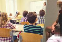 Pardubická učitelka, která se chlubila orálem, se brání: Je to »zbytečná aféra«!