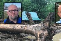 Novináře při natáčení o bouři zabil strom. Hasič je varoval 10 minut před smrtí