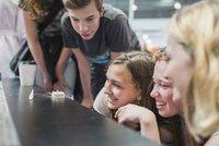Více než kdy dříve: Letošní Veletrh vědy navštívil rekordní počet návštěvníků
