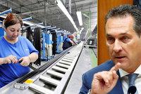 Rakousko asi seškrtá Čechům dávky, vicekancléř chce omezit i cesty za prací