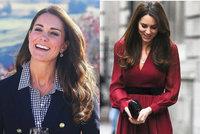 Styl vévodkyně Kate: Její outfity si můžete koupit i vy a nevykrvácet!