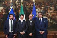Nová vláda populistů složila přísahu. Italská krize zažehnána, má se EU dál bát?