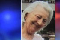 Seniorka v ohrožení života: Pražská policie pátrá po Bulharce Mariyi (77), je vážně nemocná, trpí stařeckou demencí