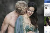 Druhá manželka miliardáře Janečka kněžka Lilia porodila: Isabella se narodila ve vaku blan!