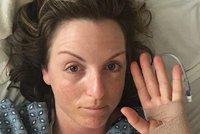 Turistka po pádu ze srázu čekala 4 dny na záchranu. Pila moč, signál neměla